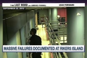 Inmate suicide underscores problems at Rikers