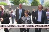 Bush to take jab at GOP senators in 2016 race