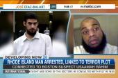 Rhode Island man arrested, linked to terror