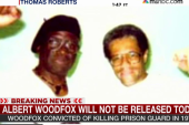 Last 'Angola Three' inmate to stay in jail