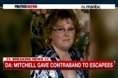 Police: Prison worker Joyce Mitchell arrested