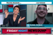 Friday Night News Dump: Sea terror edition