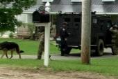 Inmate manhunt intensifies