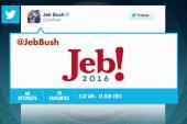 Jeb Bush to launch campaign, unveils new logo