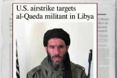 US strikes may have killed top Qaeda leader