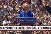 Joe: Hillary won't stand up to Wall Street