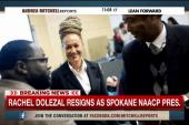 Rachel Dolezal resigns as NAACP leader
