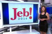 The buzz surrounding Jeb Bush's campaign