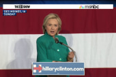 Clinton avoids clear position on trade again