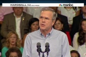 Jeb Bush announces White House campaign