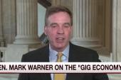 Warner: '16 candidates ignoring 'gig economy'