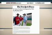 FBI investigating if Astros hacked Cardinals
