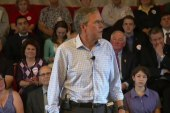 Campaign trail takes Bush to New Hampshire