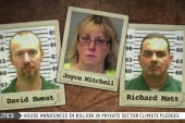 New details in search for escaped killers
