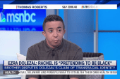 Ezra Dolezal: Rachel 'pretending to be black'