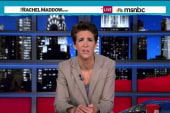Maddow to liberals: Stop falling and crashing