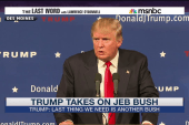 Will Jeb Bush answer Trump's attacks?