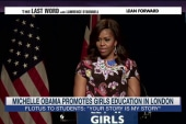 FLOTUS to students: 'Rise above the noise'