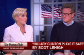 Mika: Hillary so far is selling herself short