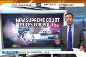 SCOTUS weighs in on police tactics