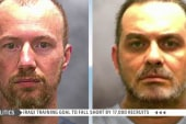 Police expand search for escaped killers