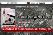 'Intense scene' in Charleston after shooting