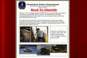 Police release images of suspected gunman