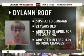 Suspect identified in Charleston shooting