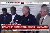 Charleston police chief confirms arrest