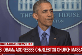 Obama: 'Mother Emanuel is more than a church'