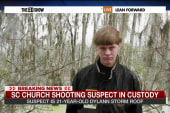 Church shooting suspect in custody