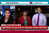 Justice important in Charleston healing
