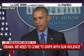 Obama: we need to deal with gun violence