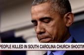 Should Obama be in Charleston?