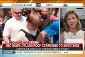 Charleston shooter admits to killing nine