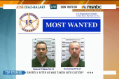 NY prison escapees join 'most wanted' list