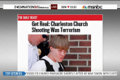 Is Charleston shooting domestic terrorism?