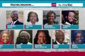 Heartbreak: Families address church shooter