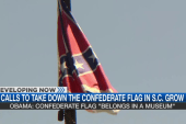 Calls grow in SC to remove Confederate flag