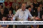 Assessing Jeb Bush's campaign rollout