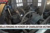 Church bells ring across Charleston, SC