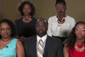 Reverend Simmons' family speaks out