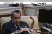 Richard Nixon named most infamous president