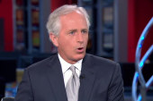 Corker: I would vote to bring the flag down