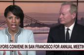 Mayors convene in California for annual...
