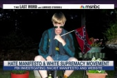 White supremacy and Roof's alleged manifesto