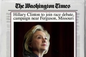 Clinton to talk about race in Missouri