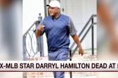 Former baseball star found dead at 50