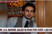 Fmr. Marine jailed in Iran for over 1,300...