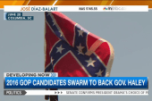 Confederate flag debate plays into 2016 race